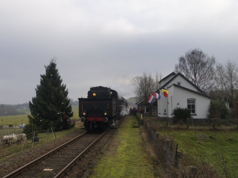 Speedheat elektrische vloerverwarming in stationshuis Eys