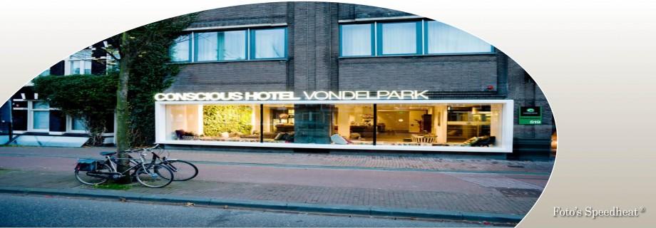 Speedheat verwarmt Conscious Hotel in Amsterdam. jpg