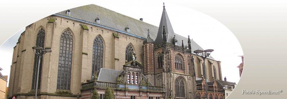 Speedheat verwarmt kerk in Zwolle. jpg
