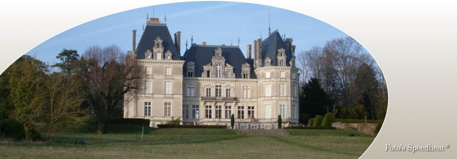 Speedheat verwarmt koetshuis in Frankrijk. jpg