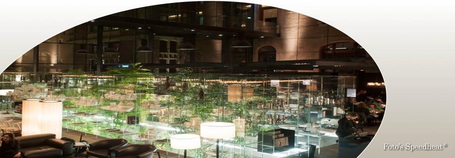 Speedheat verwarmt luxe conservatorium hotel in Amsterdam. jpg