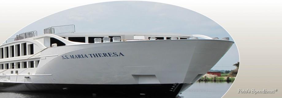 Speedheat verwarmt luxe passagiersschip. jpg