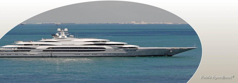 Speedheat verwarmt het super Yacht Ocean Victory. jpg