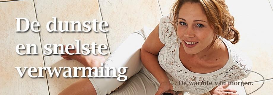 Afbeelding van vrouw op tegelvloer met elektrische vloerverwarming.jpg