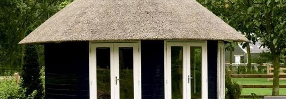 Speedheat verwarmt tuinhuis in Vlijmen